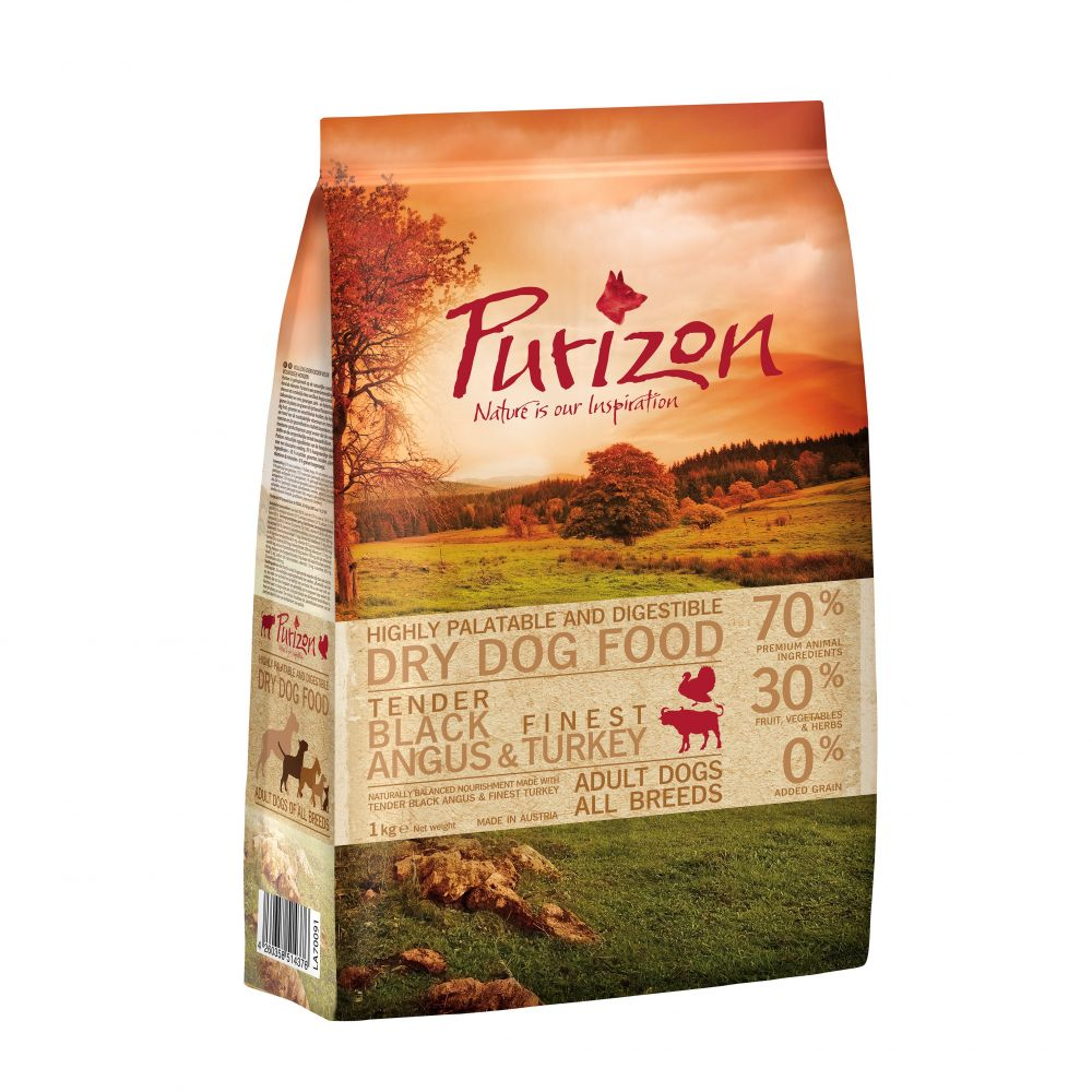 1kg Bags Purizon Dry Dog Food