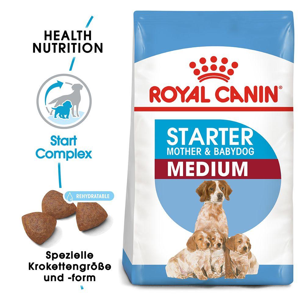 Royal Canin Medium Starter Mother & Babydog - 12 kg