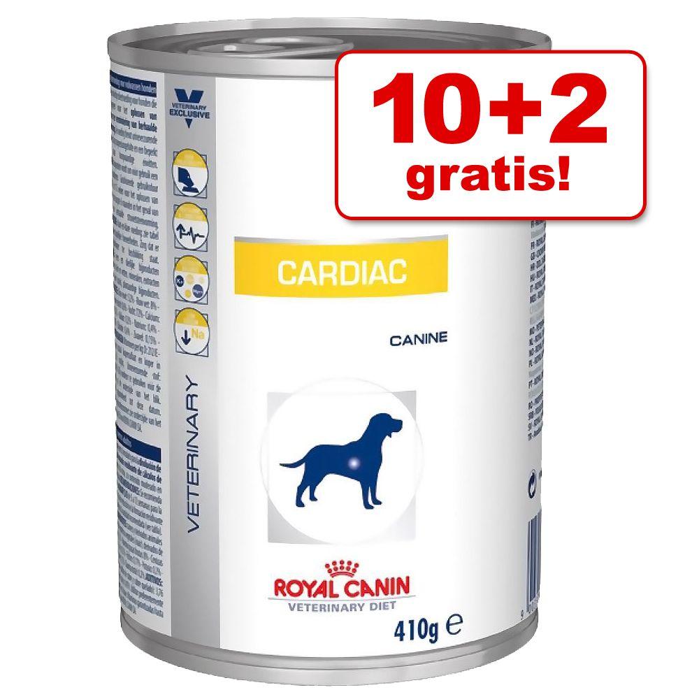 10 + 2 på köpet! Royal Canin – Veterinary Diet – Sensitivity 12 x 420 g