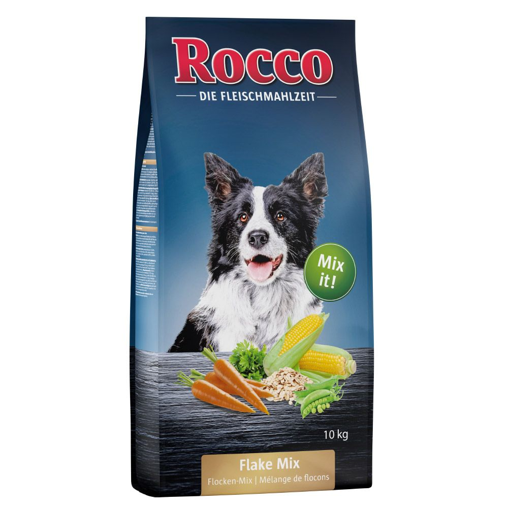 10kg Rocco Flake Mix + 6 x 800g Rocco Classic Mixed Pack