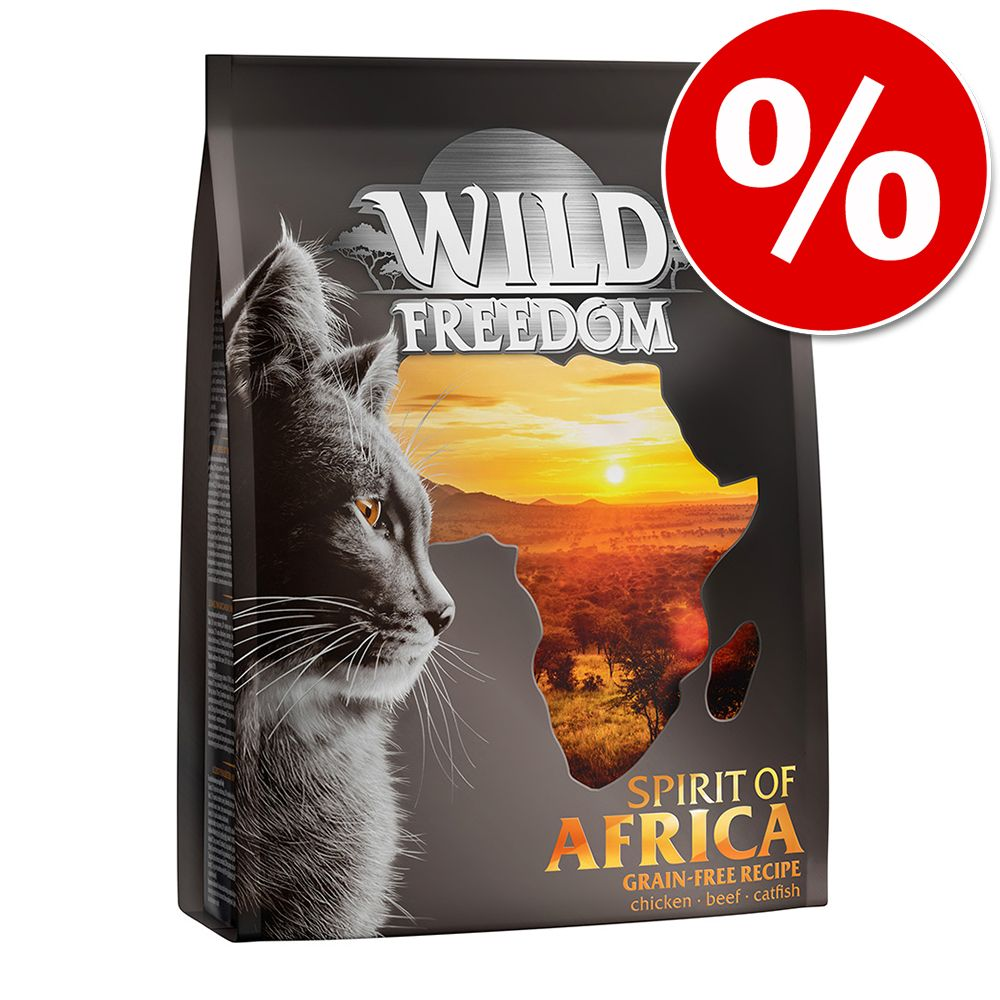 Testa 400 g Wild Freedom ''''Spirit of'''' till prova-på-pris! - Spirit of Europe