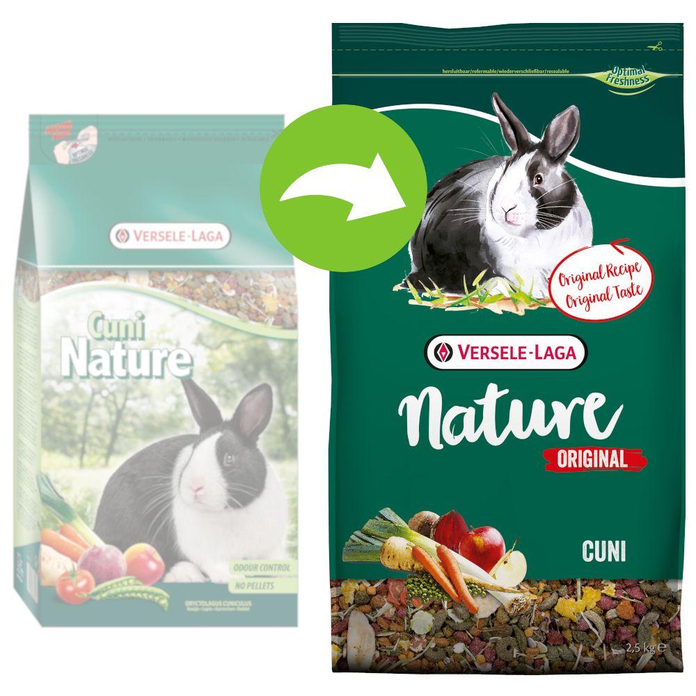 Versele-Laga Nature Original Cuni - 9 kg