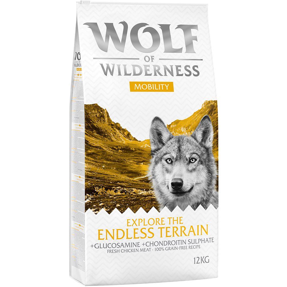 12kg  Explore The Endless Terrain  Mobility Wolf of Wilderness - Croquettes pour chien