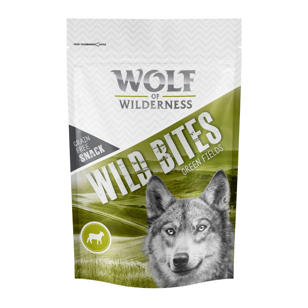 Wolf of Wilderness Wild Bites Dog Snacks