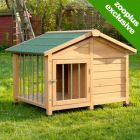 Dog Kennel Sylvan Special is the ideal kennel if you need to leave your dog on his own for short times and don´t want to leave him inside the home. This...