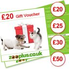 INOpets.com Anything for Pets Parents & Their Pets zooplus Gift Voucher - Value: £30