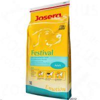 Josera festival - - 4 kg + 1,5 kg gratis! 5,5 kg.