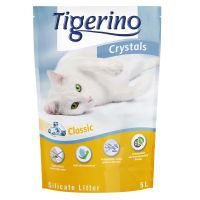Tigerino Crystals Silicate Cat Litter - 5 litre