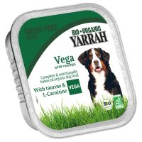 Yarrah Organic Vegetarian Chunks with Rosehip - Saver Pack: 24 x 150g