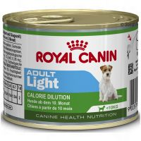 Royal canin mini adult light - - 12 x 195 g.