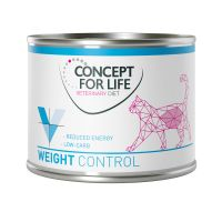 Image of Concept for Life Veterinary Diet Weight Control - 12 x 200 g