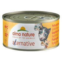 Image of Almo Nature HFC Alternative 6 x 70 g - Gegrilltes Huhn