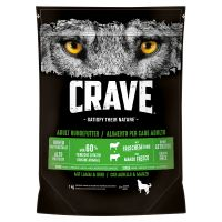 Crave Adult Dog Lamb & Beef - 11,5 kg
