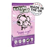 Barking Heads Puppy Days Kip & Zalm Hondenvoer - 12 kg