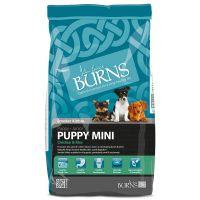 Burns Puppy Mini - Chicken & Rice - 12kg