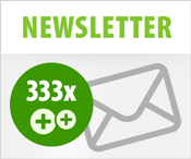 333 points bonus offers pour l'inscriptio à la Newsletter Coupon
