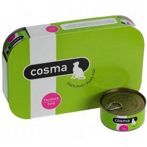 Cosma Original in Gelei Kattenvoer 6 x 170 g Kip