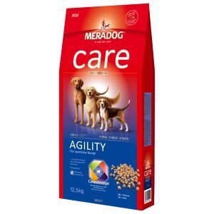 Meradog Care High Premium Agility - 10 + 2,5 kg gratis - OFFERTA!