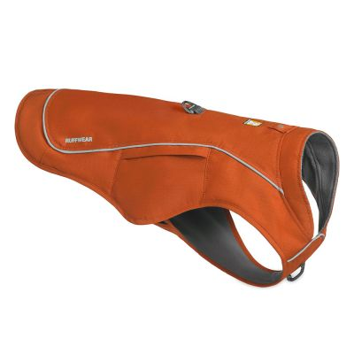 Ruffwear Overcoat Fuse™ -koirantakki - n. 65 cm selän pituus (koko L)