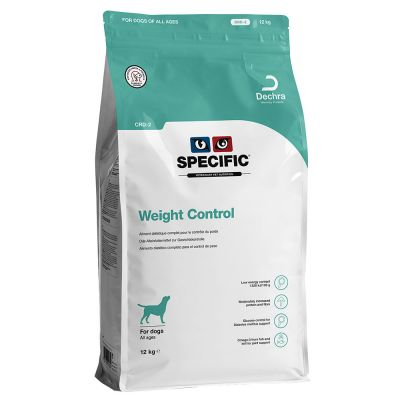Specific Dog CRD - 2 Weight Control - 12 kg