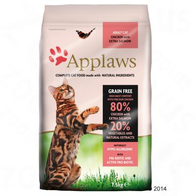 Applaws Adult Chicken & Salmon - 400 g