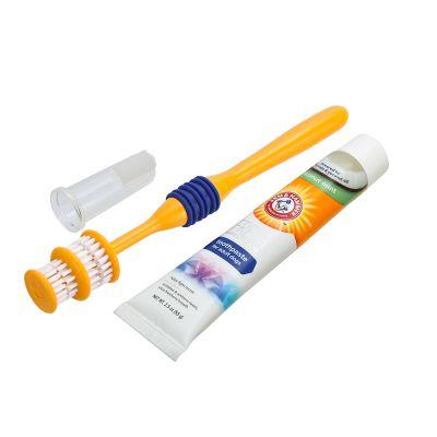 Image of Arm & Hammer Zahnpflege-Set aus Zahnbürste und Zahnpasta - 3-teilig