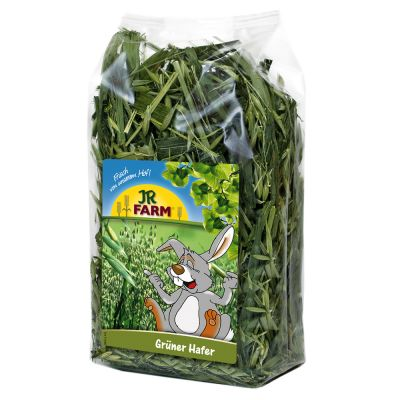 JR Farm grön havre – 500 g