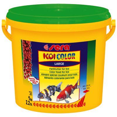 Sera Koi Color Large granulat – 3800 ml