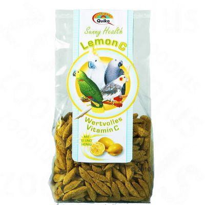 Quiko Lemon C godbitar – 125 g