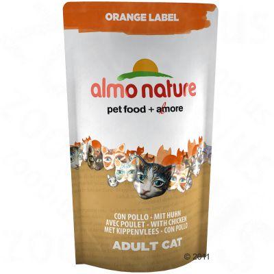 Almo Nature Adult Kyckling – Ekonomipack: 3 x 750 g