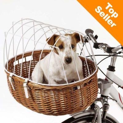 Aumller cykelkorg med skyddsgaller – Maxi: L 66 x B 48 x H 44 cm