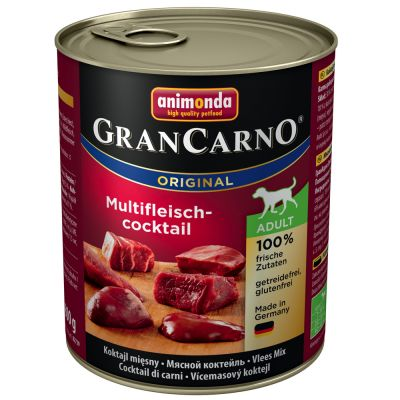 Multipack Animonda GranCarno Original Adult 24 x 800 g
