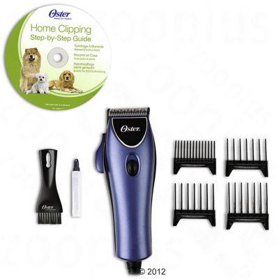 Oster Home Grooming Kit -trimmauskone - trimmauskonesetti + säädettävä terä