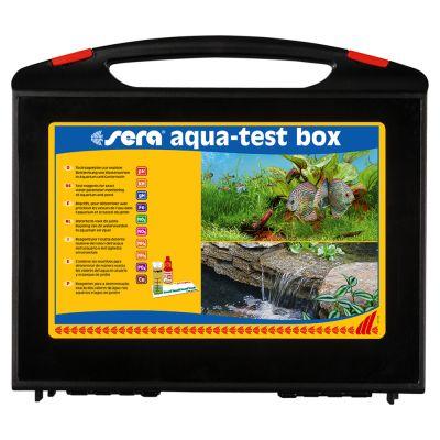 Sera Aqua-Test Box - 1 set