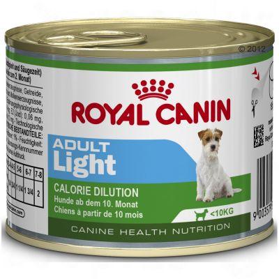 Royal Canin Mini Adult Light - 12 x 195 g