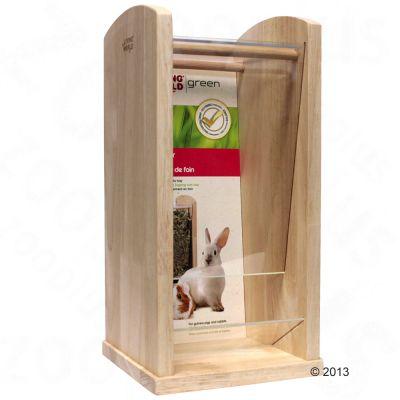 Living World Green höställ – Storlek L: L 18 x B 18 x H 36,5 cm