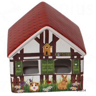 keramiek-knaagdierhuis-cottage-groot-l-29-x-b-29-x-h-20-cm