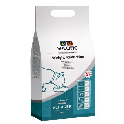 Specific Cat FRD Weight Reduction - säästöpakkaus: 2 x 7,5 kg