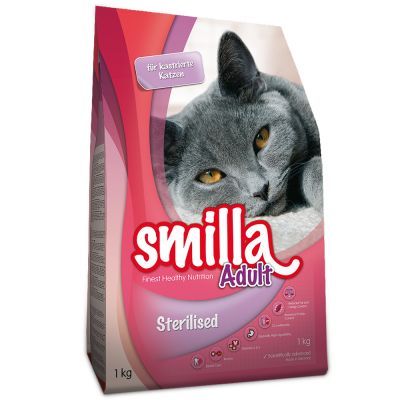 Smilla Adult Sterilised – 4 kg