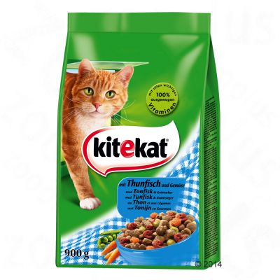 kitekat-met-tonijn-groente-kattenvoer-dubbelpak-2-x-900-g
