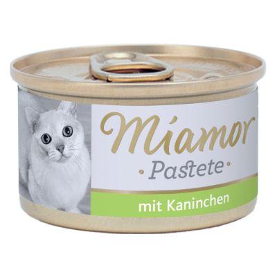 Miamor Paté 12 x 85 g - Med kylling