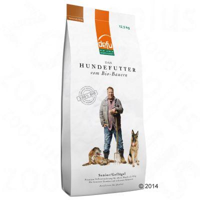 12,5 kg Defu Senior Bio Hondenvoer