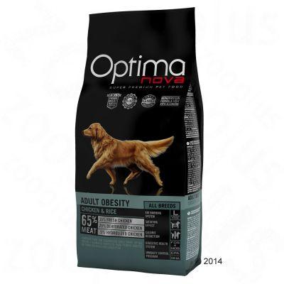 optimanova-adult-obesitas-kip-rijst-hondenvoer-12-kg