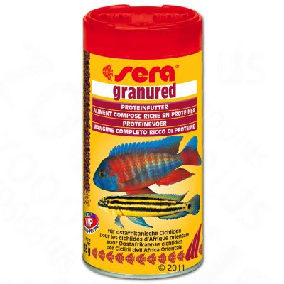 Sera Granured granulatfoder – 250 ml