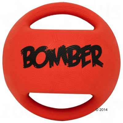 Bomber hundleksak – 18 cm