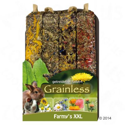 JR Farm Farmy's Grainless XXL – 4-pack 450 g
