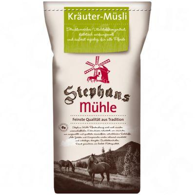 Stephans Mühle -yrttimysli - 2 x 25 kg