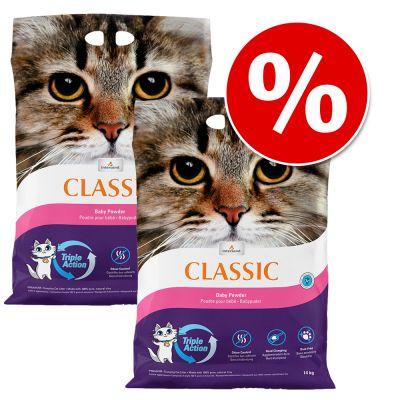 Extreme Classic -säästöpakkaus 2 x 14 kg - Baby Powder (2 x 14 kg)