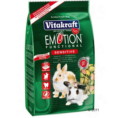 vitakraft-emotion-sensitive-til-dvargkaniner-3-x-600-g