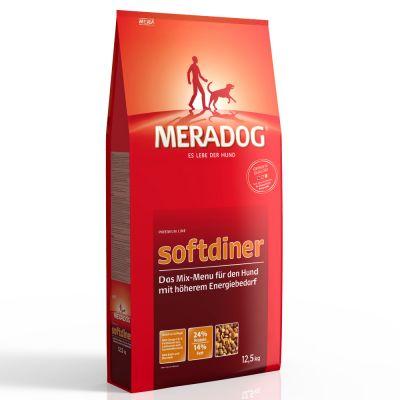 Meradog Softdiner - säästöpakkaus: 2 x 12,5 kg